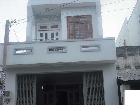 Bán nhà mặt tiền Nguyễn Ảnh Thủ.Q.12.DT 4.5×25 m. Giá 4 tỷ,