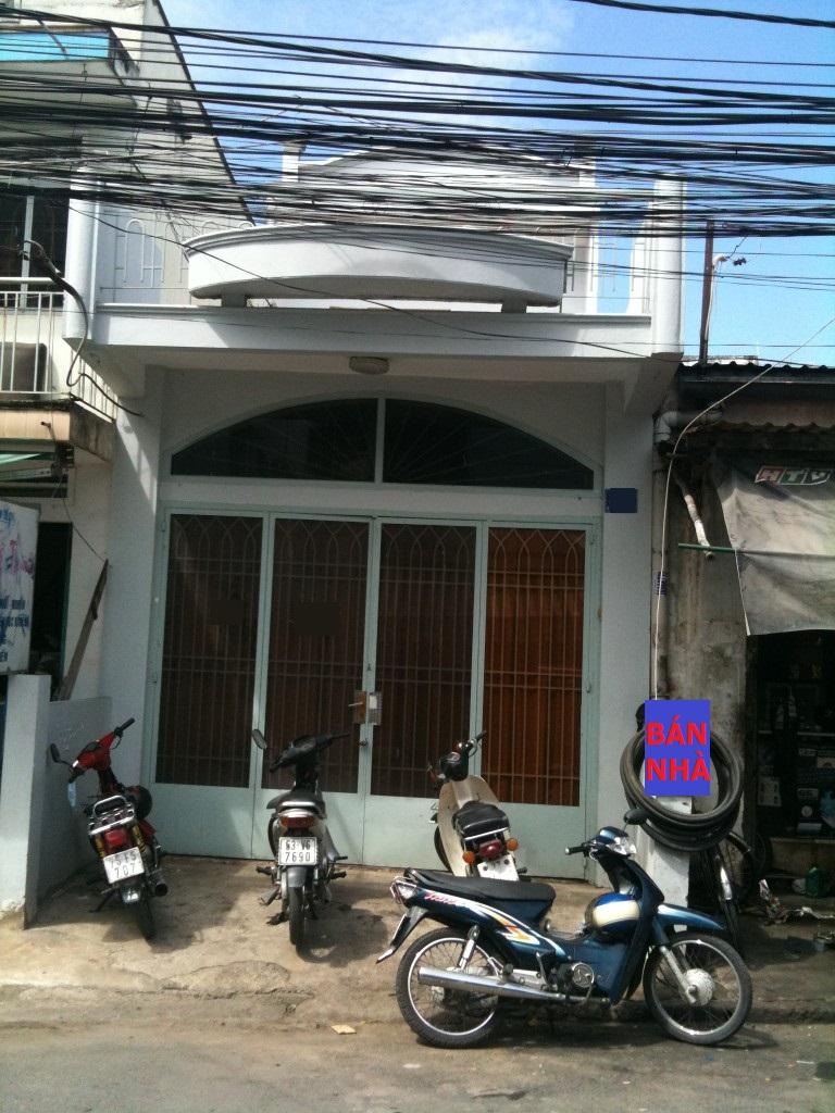Bán Nhà Đ.Quang Trung, Q.Gò vấp, 4x15m, giá 2tỷ7