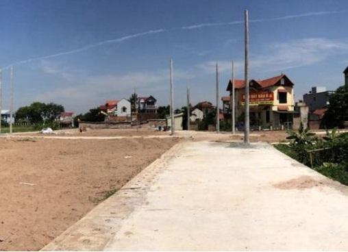Bán lô đất Thổ Cư xây dựng ngay ở  đường TX25 Quận 12, DT:4x16m.Giá 526 triệu